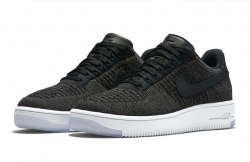 Air Force 1 Ultra Flyknit Low Black Nike