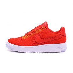 Air Force 1 Ultra Flyknit Low Red University Women Nike