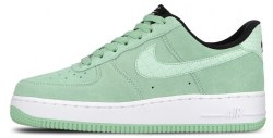 "Wmns Air Force 1 07 Seasonal ""Green/Enamel/Green"" Nike"