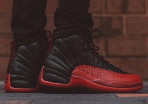 Jordan Air Retro 12 'Flu Game' Nike