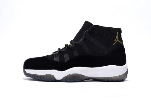 "Air Jordan 11 Retro ""Black Velvet"" Nike"