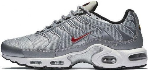 Air Max TN Grey/White/Red Nike