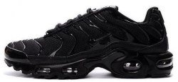 Air Max TN Triple Black Women Nike