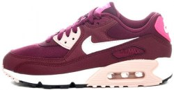 "Air Max 90 Essential ""Burgundy"" Nike"