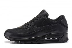 Air Max 90 Premium Triple Black Women Nike