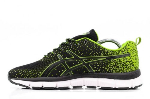 Gel-Quick 33 Green/Black Asics