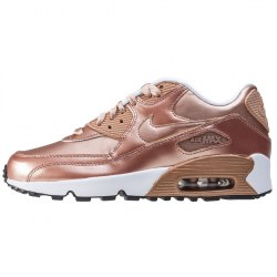 Air Max 90 SE Leather GS Metalic Red Bronze Nike