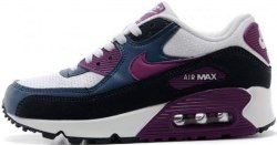 Air Max 90 Noir Violet Nike