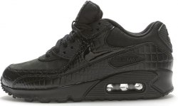 Air Max 90 Premium Black Crocodile Nike