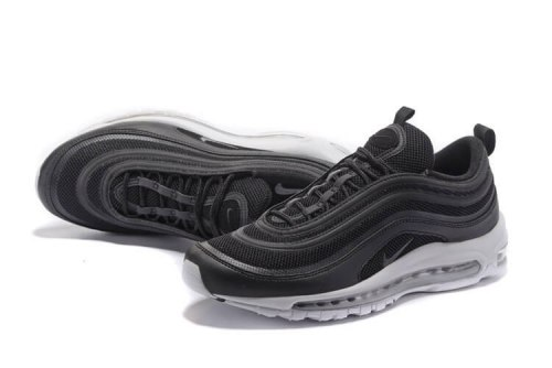 Air Max 97 Black/White/Metallic Silver Nike