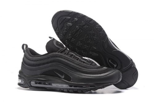 Air Max 97 Triple Black Nike