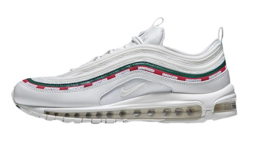 Undefeated x Nike Air Max 97 White Nike