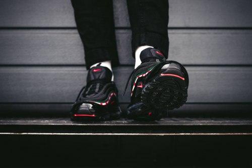 Undefeated x Nike Air Max 97 Black Nike