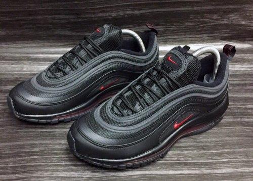 Air Max 97 Black/Red Nike