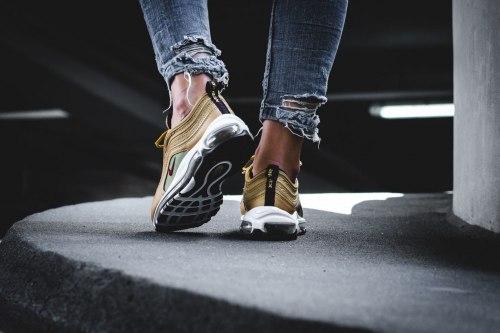 Air Max 97 Premium Gold Women Nike