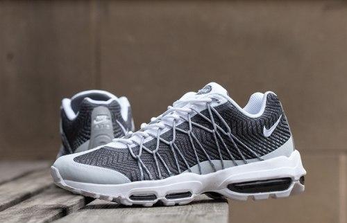 Air Max 95 Ultra Jacquard Wolf Grey Nike