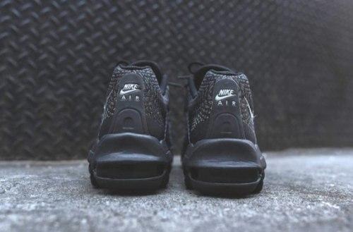 Air Max 95 Ultra Jacquard Black/Grey Nike