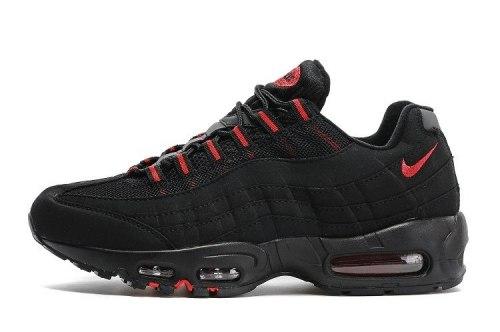 Air Max 95 Black/Red Nike