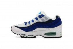 Air Max 95 OG White/Blue Women Nike