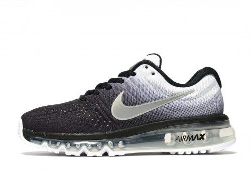 Air Мax 2017 Black/White Nike