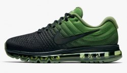 Air Max 2017 Black/Palm Green Nike