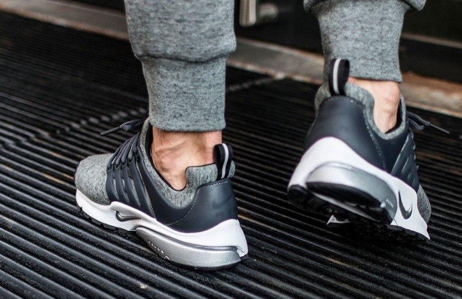 09d128dc ᐉ Купить кроссовки Air Presto TP QS Tumbled Grey Nike – с доставкой ...