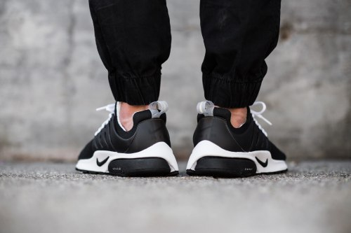 Air Presto BR QS Black / White Nike
