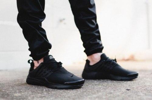 Air Presto Triple Black Nike