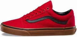 Кеды Old Skool Pro Red Vans
