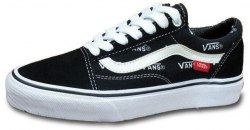 Кеды Old Skool Pro Black Vans