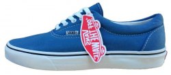 Кеды Era Blue/Black Line Vans