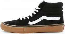 Кеды Old Skool High Top Black/Gum Vans