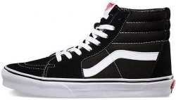 Кеды Old Skool High Top BW Vans