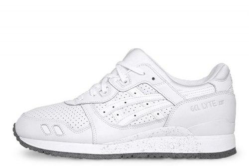 Gel Lyte III Grand Leather White Asics