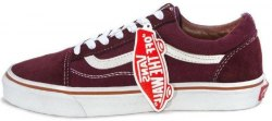 Old Skool Bordo Women Vans