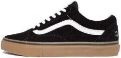 Old Skool Black White Gum Women Vans
