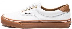 C&L True White/Classic Gum Vans