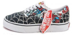 MARVEL Spidermen Vans