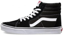Old Skool High Top BW Women V a n s