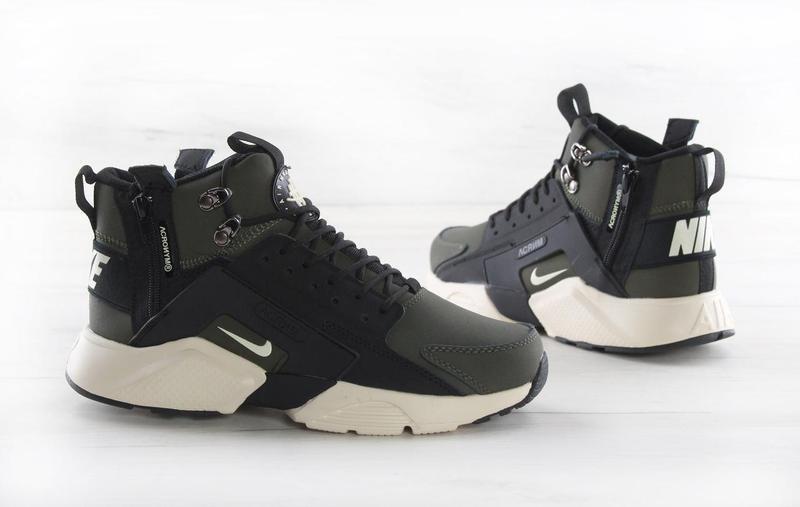 d9a1e159 ᐉ Купить кроссовки Huarache X Acronym City MID Leather