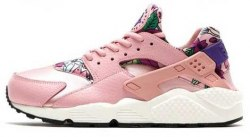 Air Huarache Run Print Pink Nike