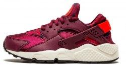 Huarache Run Print Garnet Crimson Nike