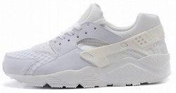 Air Huarache Silver White Nike