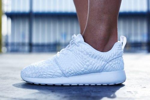 """Roshe run DMB """"White"""" Nike"""