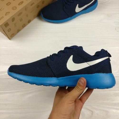 Roshe Run Navy Blue Nike