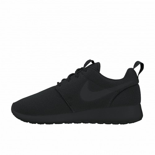 Roshe Run Triple Black Nike
