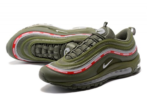 Undefeated x Nike Air Max 97 OG MoonRock Olive Nike