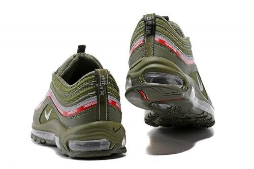 Undefeated x Nike Air Max 97 OG MoonRock Olive Nike