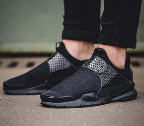 Presto Sock Dart Triple Black Nike
