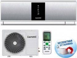 Кондиционер Laretti LA-18HR/CA INVERTER